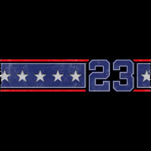 Retro Banner Nummer 23