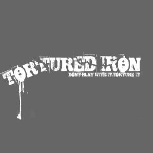 TORTURED IRON HOOD BLOOD B/W