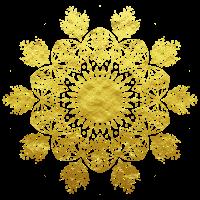 Blume des Lebens Yoga Buddhismus Geschenk