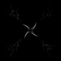 Stammes-Kreuz