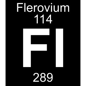 Flerovium (Fl) (element 114)
