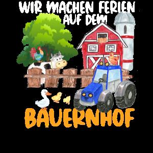Ferien Auf Dem Bauerhof Urlaub Familie