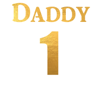 Daddy 1 - Family and Relationship Shirts