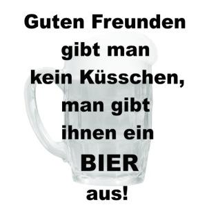 Bier Glas Vatertag Himmelfahrt