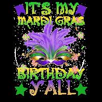 Karneval-Geburtstags-Shirt Es ist mein Karneval