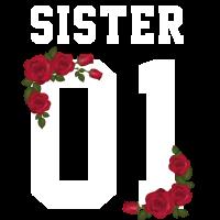 Sister 01 Best friends beste Freundin Familie bff