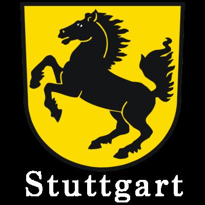 Stuttgart - Stuttgart Wappen - zuffenhausen,wilhelma,stammheim,möhringen,geschenk,deutsch,baden-württemberg,baden württemberg,Stuttgart,Sillenbuch,Geschenkidee,Deutschland,Bad Cannstatt