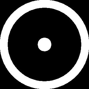 Sonne Astrologisches Symbol | distressed | weiß