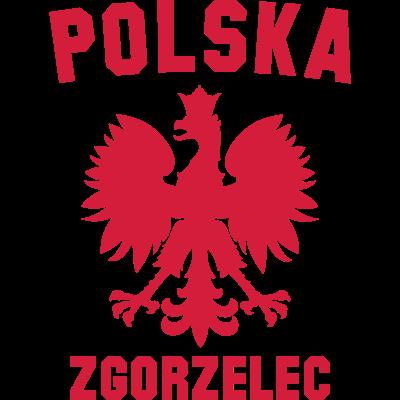 POLSKA ZGORZELEC - POLSKA ZGORZELEC - zgorzelec,wappen,polski,polska,polnisch,polin,polen,pole,poland,görlitz,adler