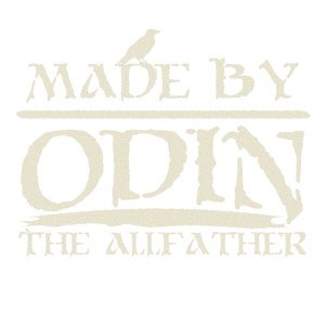 Made By Odin The Allfather