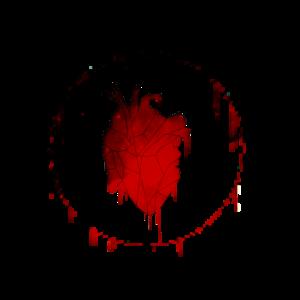 Pixel-Herz