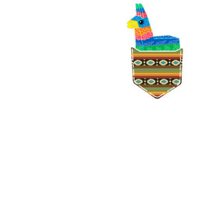 Pinata In Pocket Mexikanisch Fiesta Party Mexiko