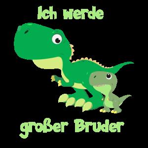Ich werde großer Bruder - Dinosaurier - Dino