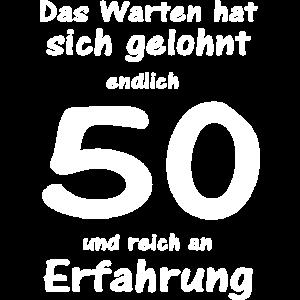 50ter Geburtstag
