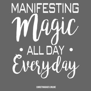 Manifesting Magic Black Edition