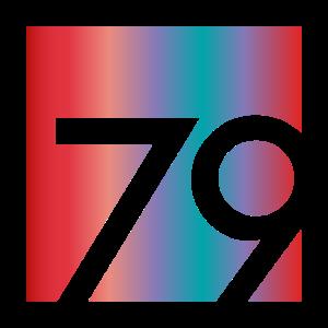 79 Retro Look 1979 Geburtsjahr Geburtstag Geschenk