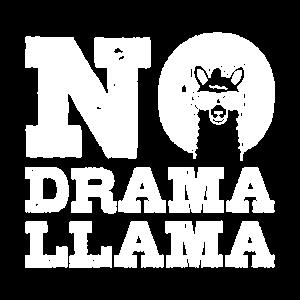 No Drama Llama Lama-Liebhaber Geschenkidee