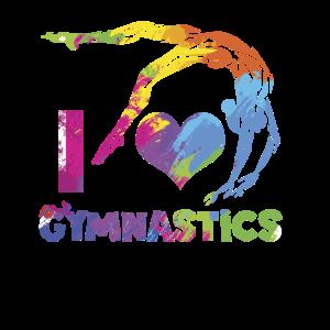 Ich liebe Gymnastik Gymnastik macht es besser