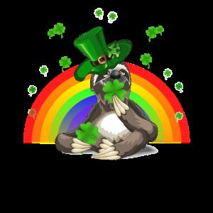 Kobold Sloth St. Patricks Day Shirt Sloth
