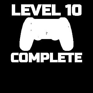 10. Geburtstagsgeschenk Videospiel 10 Jahre alt