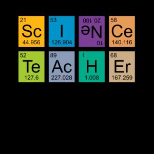 Lustig Elemente für Physiklehrer und Chemielehrer