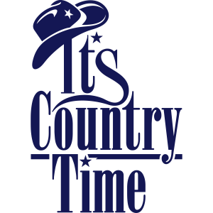 ITS COUNTRY TIME, COWBOYHUT