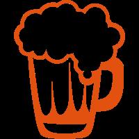 Bier Zeichnungssymbol