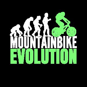 Mountainbike Evolution