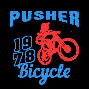 Pedal Pusher 1978 Birthday