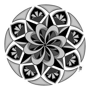 Mandala Twist