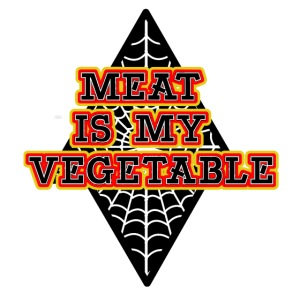 Meat is my Vegetable