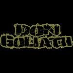 Don Goliath Logo Olive