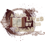 A Man Lives By His Deeds