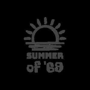 Cool lustig Sommer Summer 69 Geschenk Fun Sonne