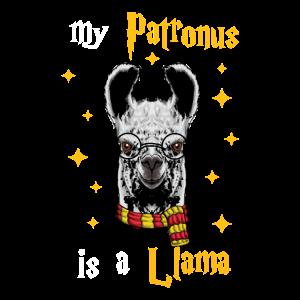 My Patronus Is A Lama Tierliebhaber Geschenkidee
