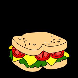 Pärchenshirt Sandwich 1