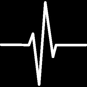 Puls EKG Herzlinie Herzschlag Clip Art