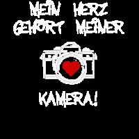 Mein Herz gehört meiner Kamera
