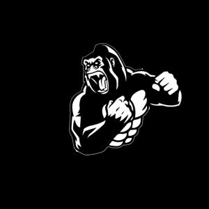 Vegan Shirt Gorilla