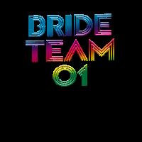 Bride Team 01
