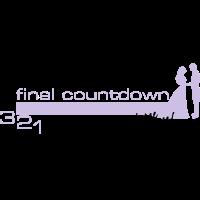 final_countdown - junggesellenabschied, brautjungf