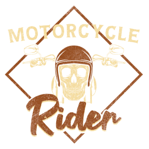 Motorcycle club. Biker