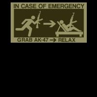 Notfall Prepper Geschenk Survivalist SHTF AK47 Geschenk