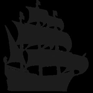 segelschiff pirat segeln segel masten seeräuber
