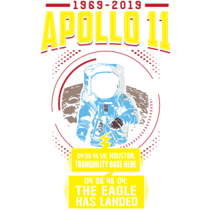 Mondlandung Apollo 11 Ruheübertragung