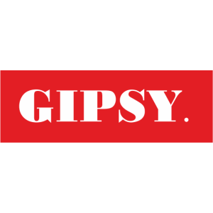 GIPSY / RED-WHITE