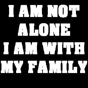 Mit der Familie
