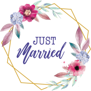 Just Married Kranz Geschenk Idee