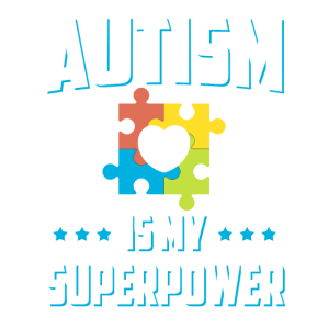 autism is my superpower - Autismus - Shirt