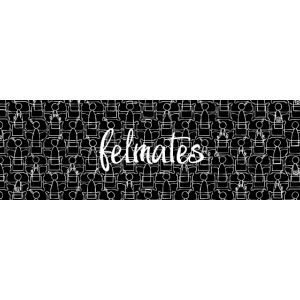 felmates the artists - Teaser Tshirt